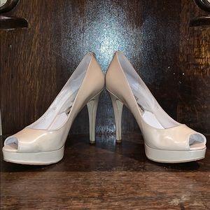 Michael Kors | Peep Toe | Platform Heels